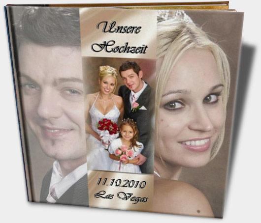 Las Vegasi esküvő - Cewe Fotókönyv