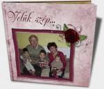 Ajándék Cewe Fotókönyv