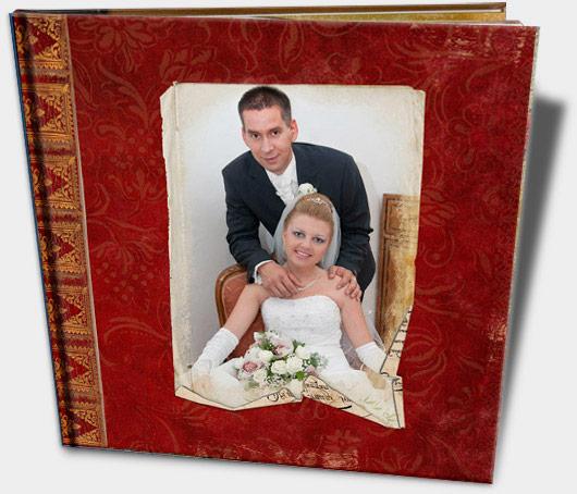 Szandra esküvője - Cewe Fotókönyv