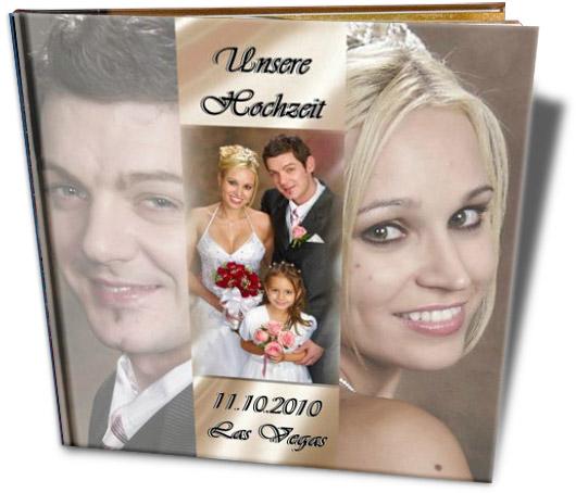 Esküvői fotókönyv Las Vegas