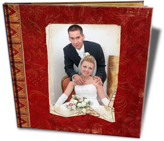 Szandra Esküvői fotókönyv