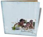 Haladó Cewe Fotókönyv minta - Balatonszemes 2010