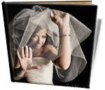 Cewe Fotókönyv minta - Barbara és Gábor esküvő
