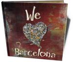 Haladó Cewe Fotókönyv minta - We love Barcelona