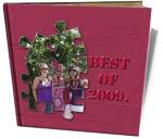 Haladó Cewe Fotókönyv minta - Kalendárium