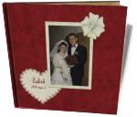 Cewe Fotókönyv minta - Christine esküvő