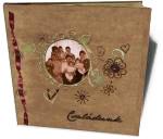 Haladó Cewe Fotókönyv minta - Családunk