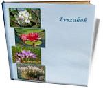 Cewe Fotókönyv minta - Évszakok