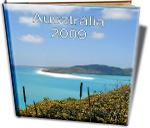 Ausztrália természet fotókönyv