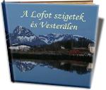 Lofot szigetek természet fotókönyv