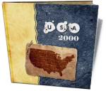 Cewe Fotókönyv minta - USA 2000