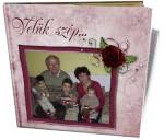 Haladó Cewe Fotókönyv minta - Ajándék